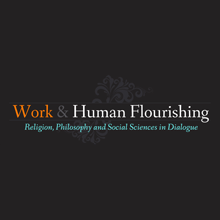 Logo and Website for Work & Human Flourishing